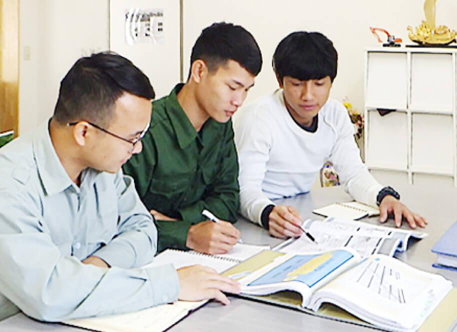 外国人実習生の受け入れを開始、新たな担い手づくりへ。