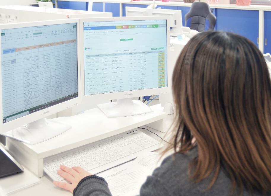 ITで効率化、安全性を高め、人をより活かす仕事スタイルへ。